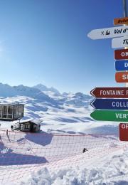 горнолыжный курорт Эспас Килли