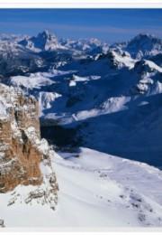 горнолыжный курорт Мармолада