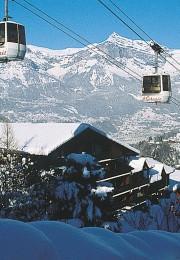 горнолыжный курорт Сен-Жерве-Монблан