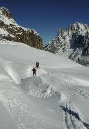 горнолыжный курорт Шамони