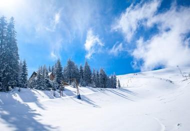 курорт Гора Ежовая
