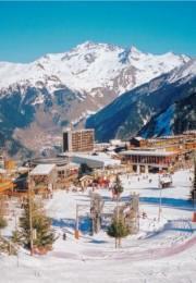 горнолыжный курорт Валь-д'Изер