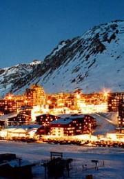 горнолыжный курорт Тинь