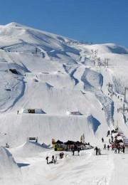 горнолыжный курорт Сибель