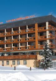 горнолыжный курорт Ла Тусюир-Лез Ботиер