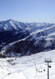 горнолыжный курорт Валь д'Аллос