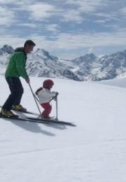 горнолыжный курорт Ле Дез Альп