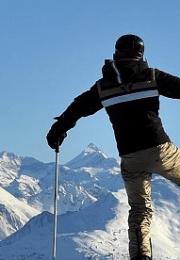 горнолыжный курорт Кирхберг