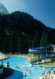 отдых на курорте Лех