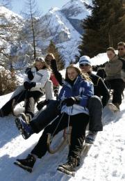 горнолыжный курорт Нойштифт