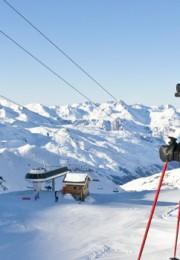 горнолыжный курорт Валь-Торанс