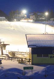 горнолыжный курорт Земмеринг