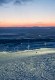 горнолыжный курорт Большой Вудъявр