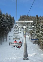 горнолыжный курорт Славское