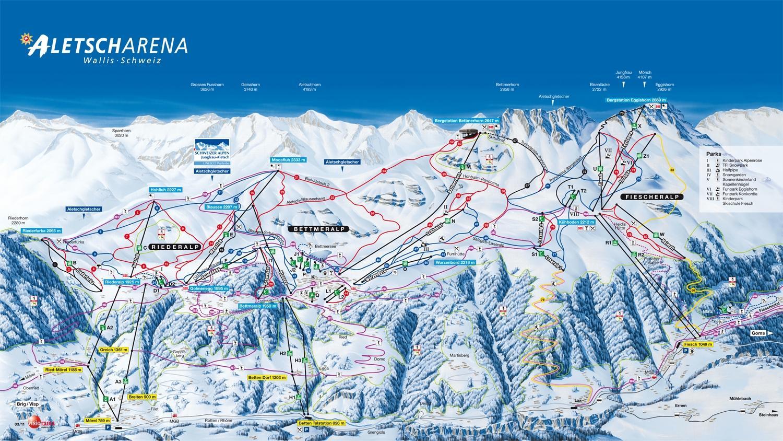 Aletsch Arena_ski_map