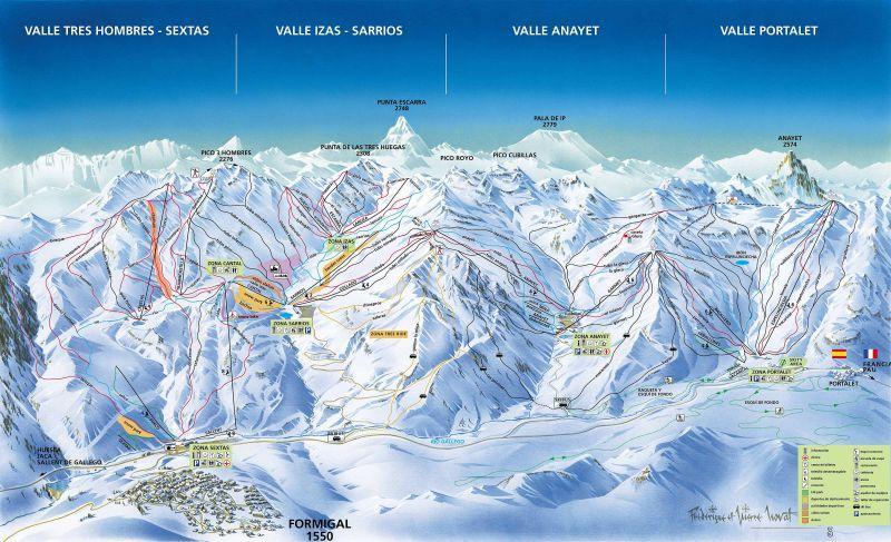 Formigal_ski_map