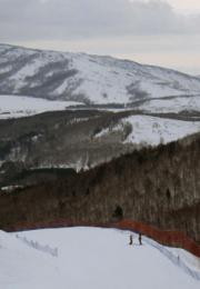 горнолыжный курорт Абзаково