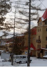 курорт Абзаково