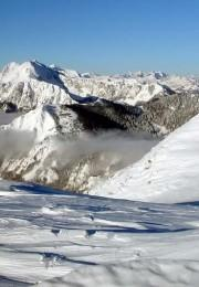 горнолыжный курорт Кобла-2864 Бохинь