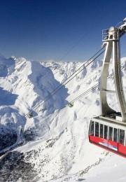 горнолыжный курорт Валь Сеналес  Шнальсталь
