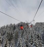горнолыжный курорт Ленцерхайде-Вальбелла