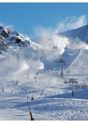горнолыжный курорт Энкамп