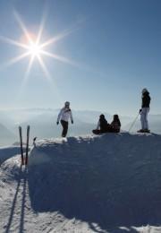 горнолыжный курорт Мерано 2000