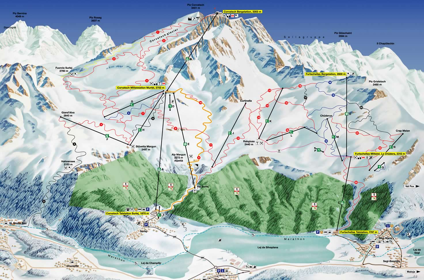 st_moritz_Corvatsch_ski_area_trail_map