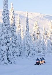 горнолыжный курорт Луосто