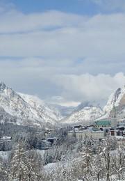 горнолыжный курорт Кортина д'Ампеццо