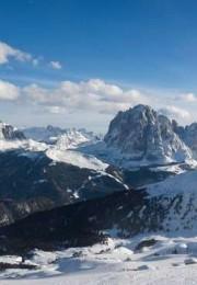 горнолыжный курорт Валь Гардена