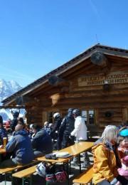 горнолыжный курорт Зельден на Ортлере Зольда