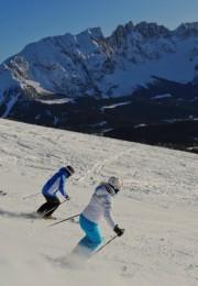 горнолыжный курорт Валь ди Фасса