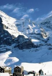 горнолыжный курорт Гриндельвальд-Юнгфрау