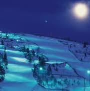 горнолыжный курорт Салла