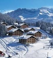 горнолыжный курорт Виллар-Грийон-Альпс Вайдосис