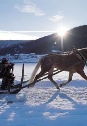 resort Reinswald Sarntal Ski Area