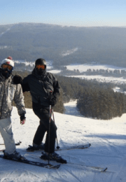горнолыжный курорт Белорецк