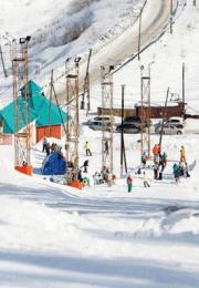 горнолыжный курорт Гора Пильная