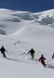 горнолыжный курорт Саас Фе