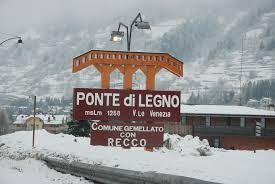 курорт Понте ди Леньо-Адамелло