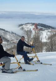 горнолыжный курорт Картепе