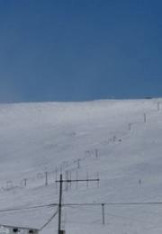 горнолыжный курорт Кировск
