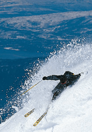 горнолыжный курорт Нарвик