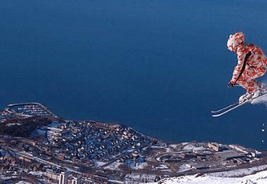 курорт Нарвик