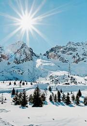 горнолыжный курорт Понте ди Леньо-Адамелло