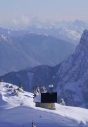 горнолыжный курорт Саппада
