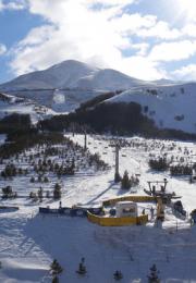 горнолыжный курорт Паландокен