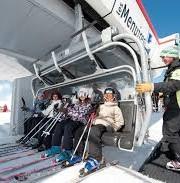 горнолыжный курорт Ле Менуир