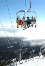 горнолыжный курорт Штребске Плесо